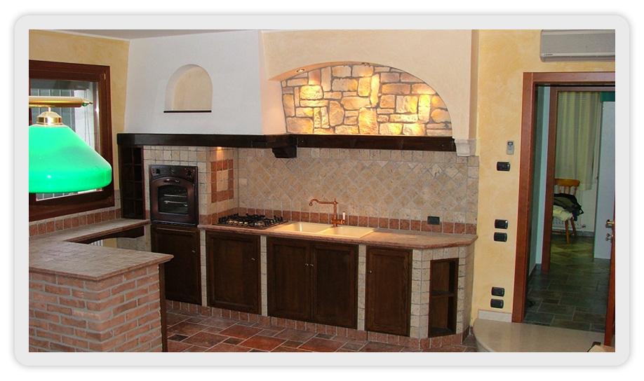 Caminetti L\'Olandese & CO. - Cucine in muratura